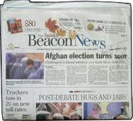 Buy a newspaper!