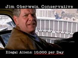 What is wrong with Jim Oberweis? Now it's Beth Goncher?