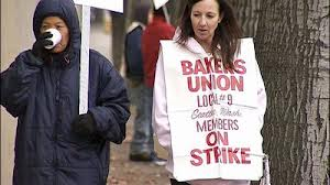 The bakers union strikes back!