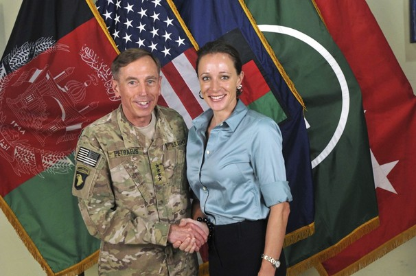 If only General Patraeus had followed the Ward-Kelley Postulate!