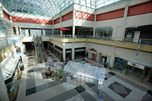 Mauled by a mall – part two
