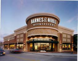 Quick Hit: Barnes & Noble, you haven't changed a bit