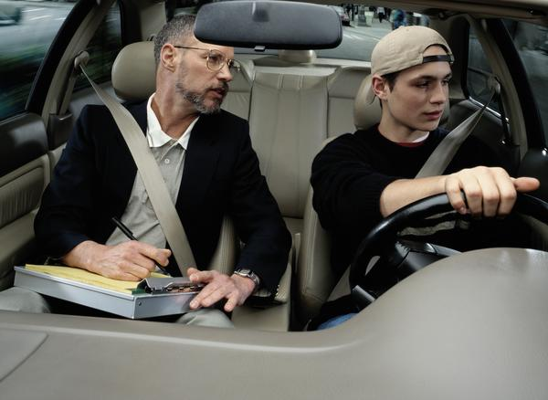 Tales From the Fatherhood: The driving test!