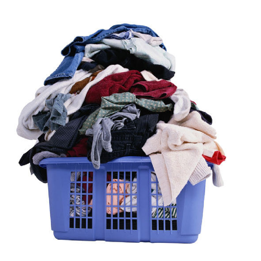 Tales From the Fatherhood: Why the laundry can be so frightening
