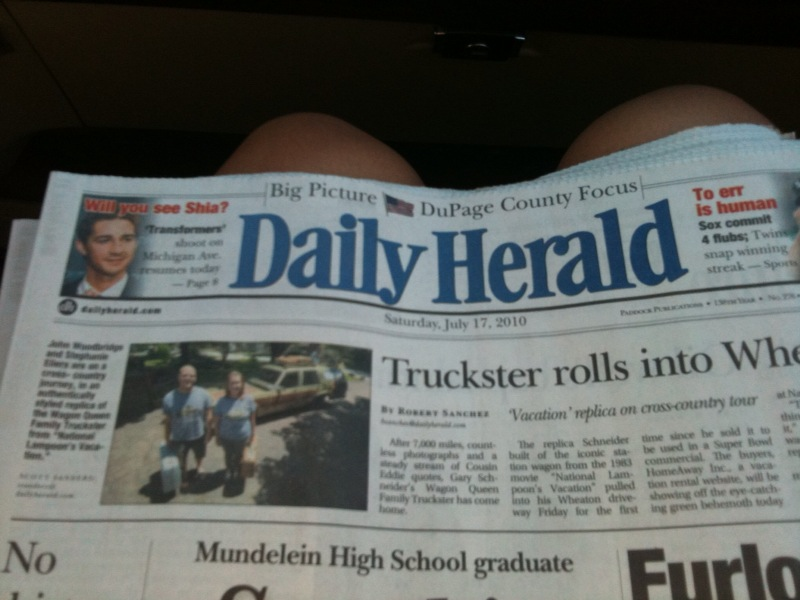 What happened to the local news? – part II