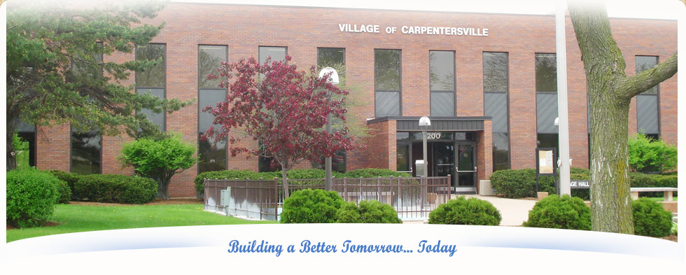 Obey the law in Carpentersville? Why bother!