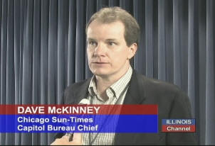 Dave McKinney resigns from the Sun-Times