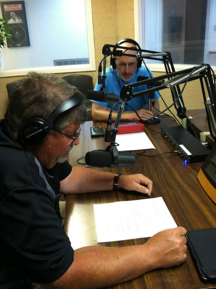 Ward & Jones coming up a 9 a.m. on AM1410