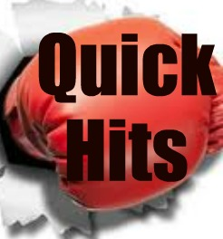 Quick Hits – March 16, 2016