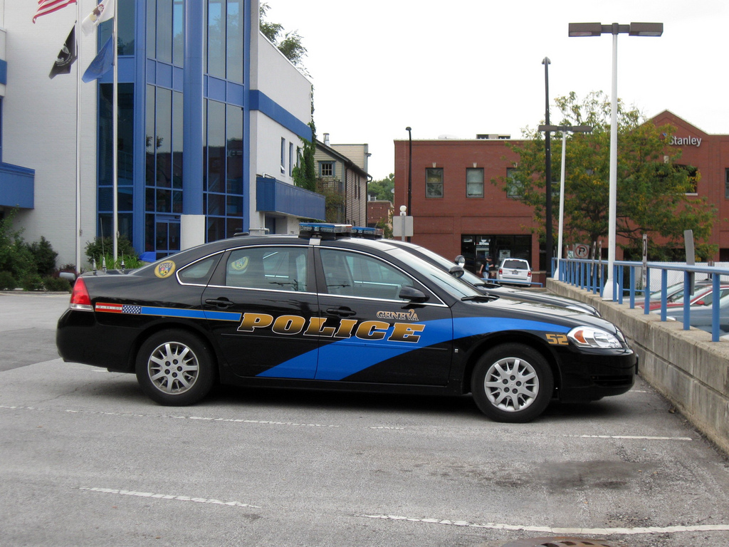 Quit Hits – This is your Geneva Police!