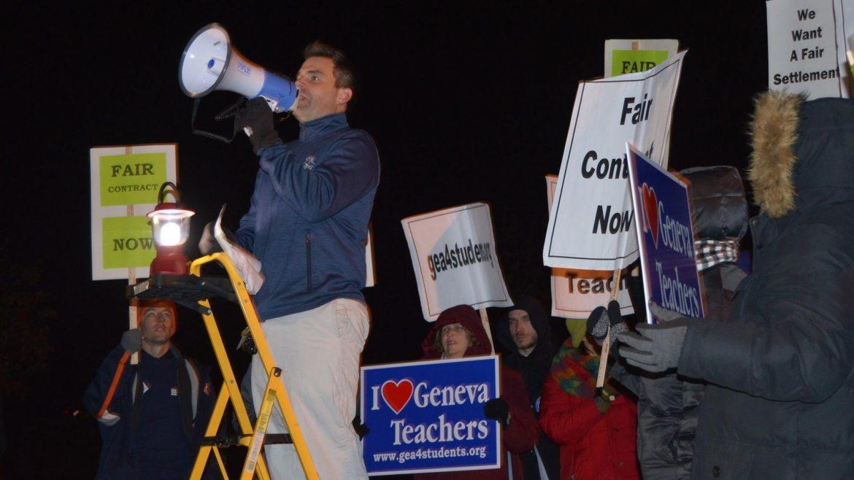 Quick Hit's – Anatomy of a Teachers Strike – Part Three