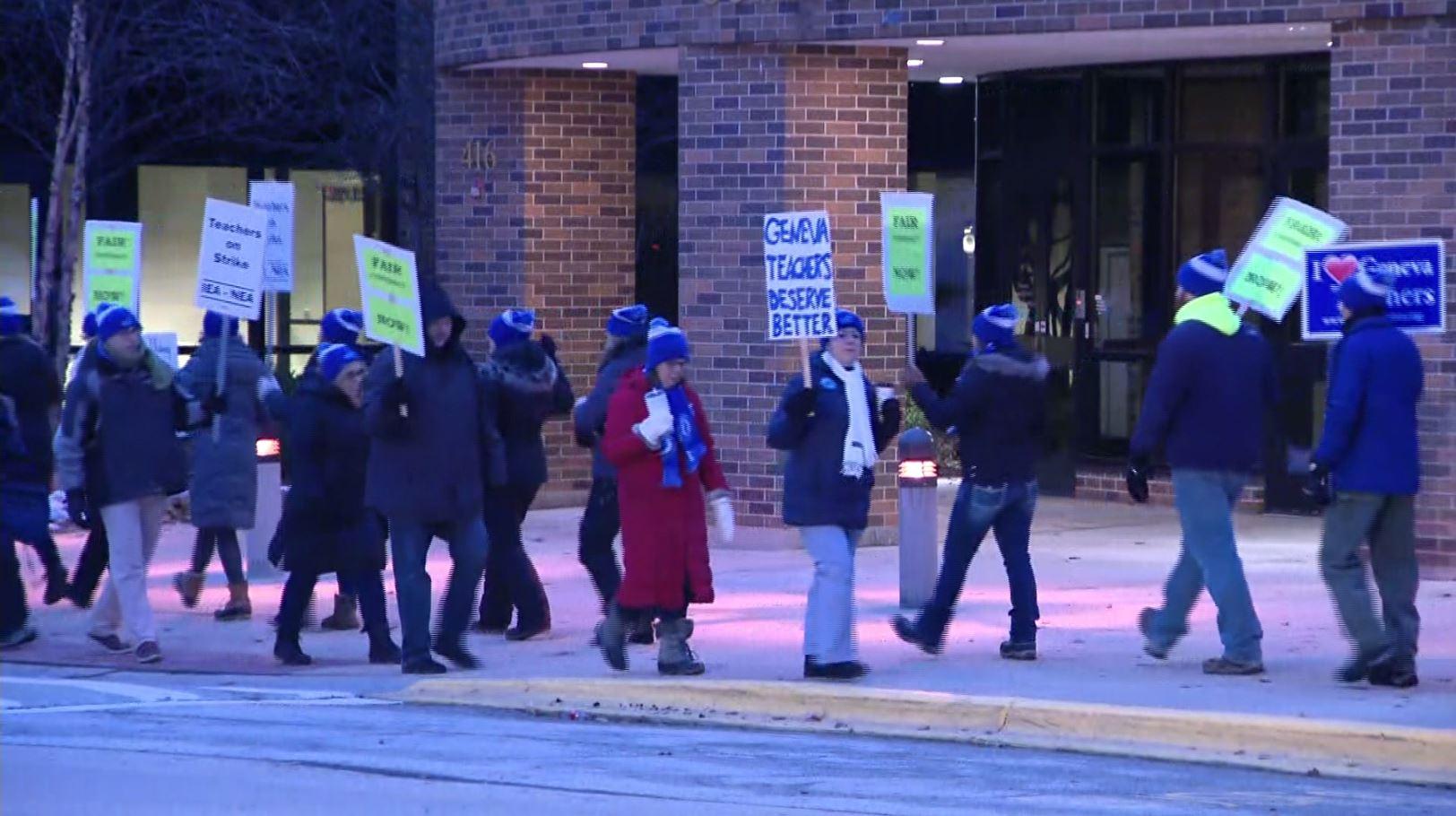Teachers Strike 2
