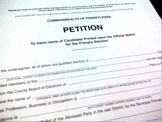 Quick Hits – Nominating petition challenges 101