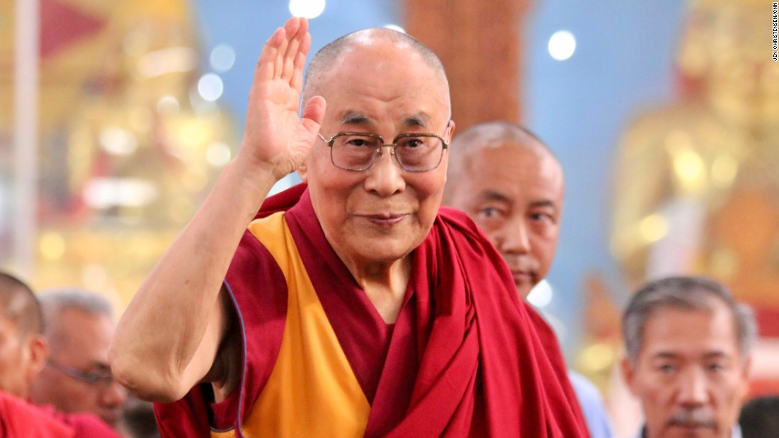 Quick Hits – So, now the Dalai Lama's the Reincarnation of Archie Bunker?