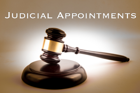 Quick Hits – It's time to pay attention to judicial appointments!