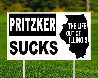The First Ward Report – Pritzker is so much worse than Trump