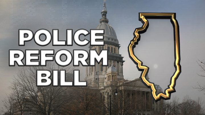 """The """"Defund the Police"""" Bill: Ron Hain and Jamie Mosser Respond"""