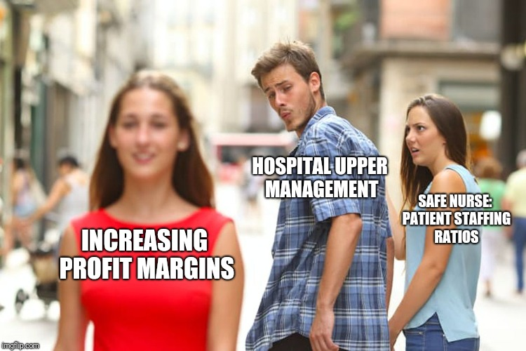 Why our hospitals are at or near capacity