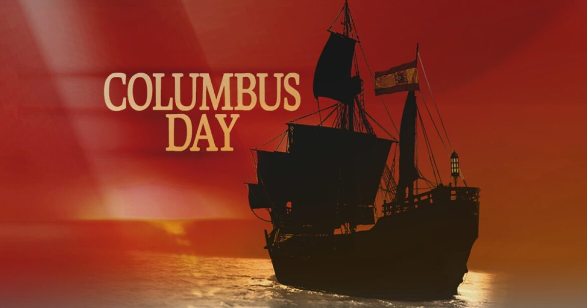Just leave Columbus Day alone!